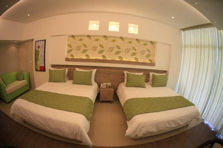 Sawary Resort and Hotel Quadruple Room